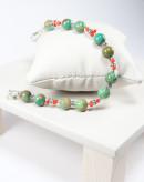 Bracelet artisanal en pierre naturelle