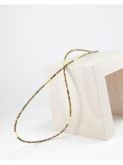 Collection Epure, Collier Unakite, Sanuk Création