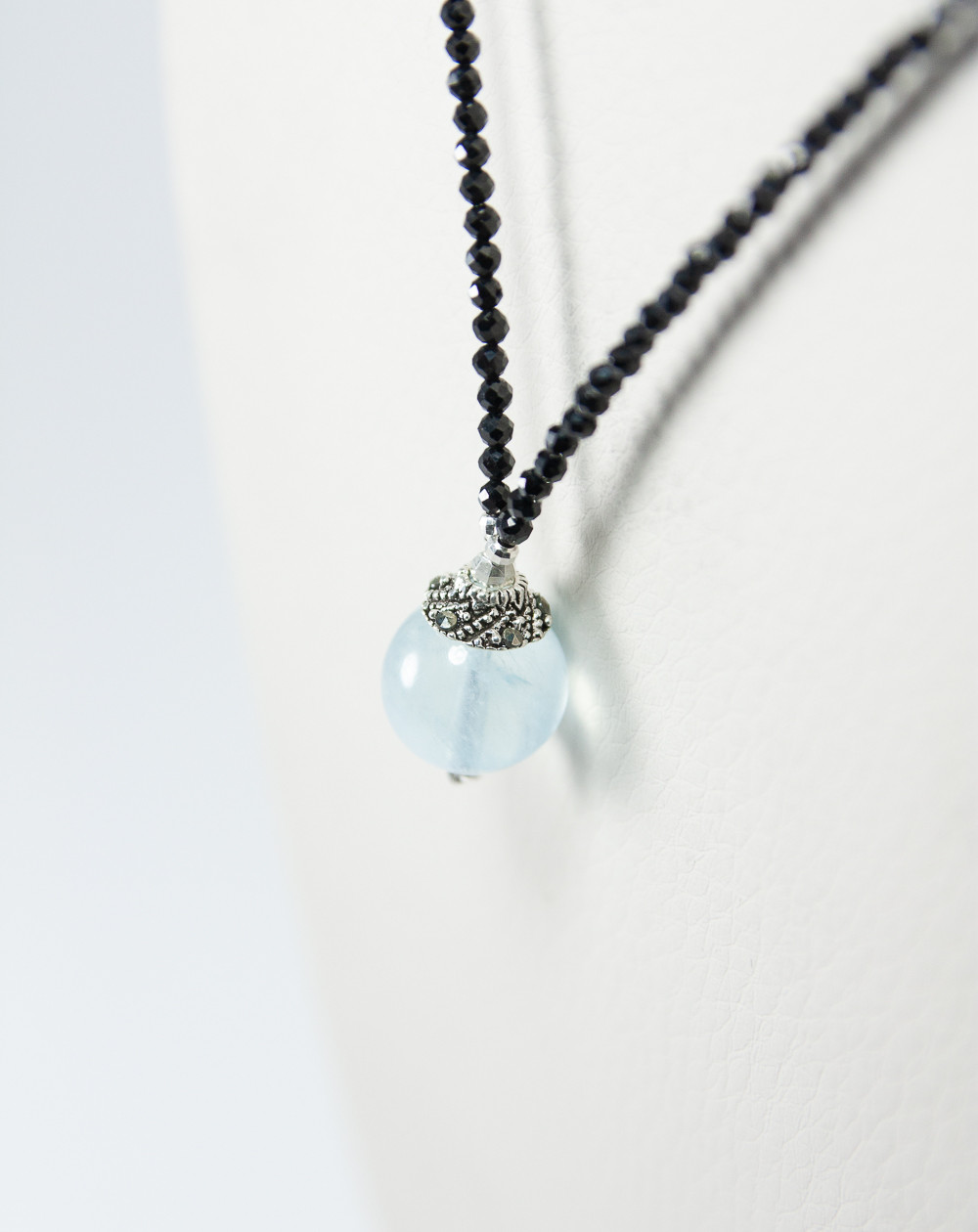 Collier collection signature, Aigue Marine