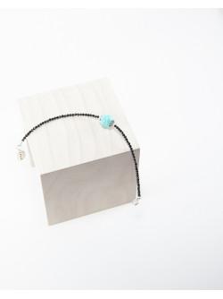 Bracelet collection Amazonite. Créateurs Français. Sanuk création