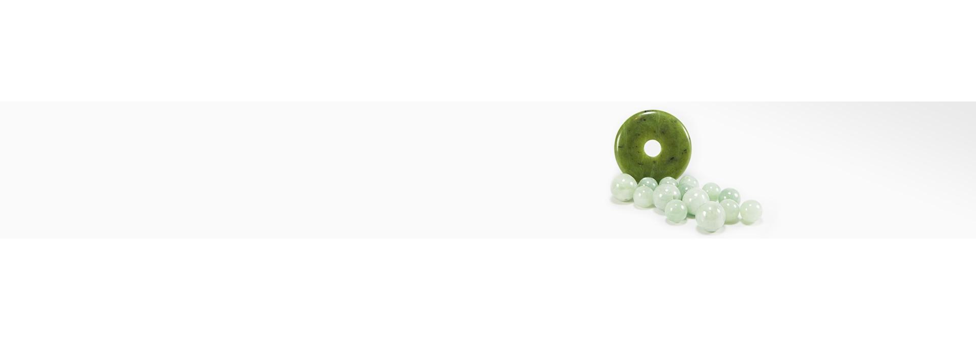 Collection de bijoux en Jade | Sanùk Création